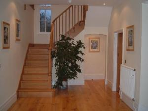 Hutton Contractors Andover interior stairs wood work
